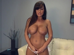 Fabulous pornstar Lisa Ann in Incredible Dildos/Toys, MILF xxx scene