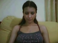 romanian college girl on cam