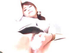Horny Japanese whore Akiho Yoshizawa in Amazing Masturbation, Toys JAV video