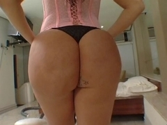 Large A-Hole Brazillian POV- Soraya