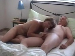 An mature pair still fuck like in the old days