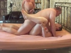 Taking Turns with th Fuck Slut