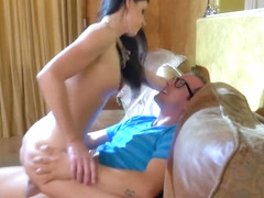 India Summer teaches some young cock