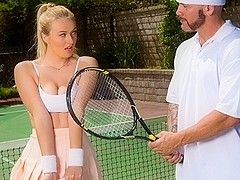 Derrick Pierce & Natalia Starr  in Let's Play