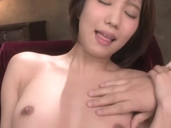 Horny Japanese slut in Incredible Threesome, HD JAV scene