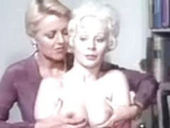Vintage Juliette Anderboy woman Peg Fucks Many Cocks