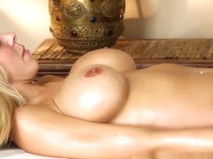 Massage Loving Milf Drilled And Jizzed On