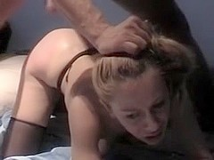 sub slut deep throat and hard anal 1 of 2