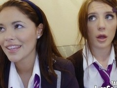 Naughty College: Slutty Schoolgirls