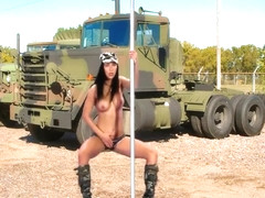 Victoria Sweet / Sexy Drill Sergeant