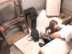 japanese schoolgirl blowjob service and cum in mouth