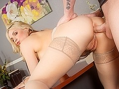 Sarah Vandella & Ike Diezel in Naughty Office
