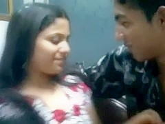 Bangladeshi College Student's Giving A Kiss Movie Scenes - 1
