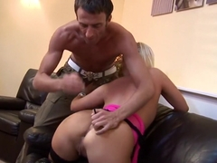 Tiffany Kingston getting her arse fucked