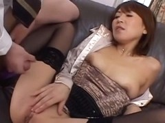 Fabulous Japanese model Jun Kusanagi in Incredible JAV uncensored Dildos/Toys video