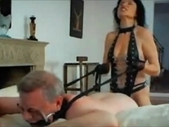 Dominant-Bitch fuck that stooge