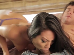 Fabulous pornstar Asa Akira in incredible gaping, tattoos xxx video