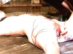 Hydii May  Bobbi Starr in Introduction To Electrosex - Electrosluts