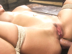Deanna Dare  Mr. Pete in Deanna Dare's Stranger Submission  - SexAndSubmission