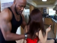 Asian girl Marica Hase gets banged by BBC