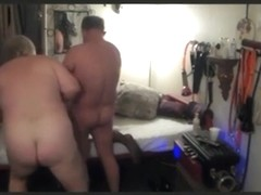 Cuckold wife says that her husband is worthless and wants him to watch her fucking a stranger