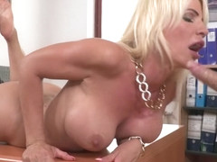 Tiffany Rousso in Blown By A Blonde - 21Sextury