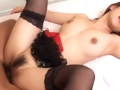 Crazy Japanese model Miina Minamoto in Amazing JAV uncensored Hardcore movie