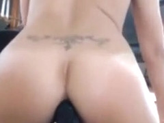 Amateur Strip And Anal Masturbate