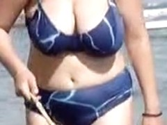 Huge busty gypsy