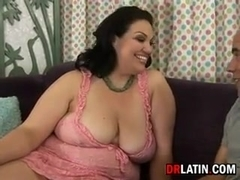 Big Latin Woman Wants To Fuck