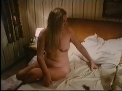 German sluts fuck in an old porn video