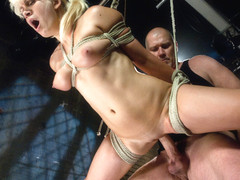 Mark Davis  Lea Lexis in Pimp Cop and Hooker - SexAndSubmission
